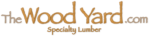 The Wood Yard Specialty Lumber Logo