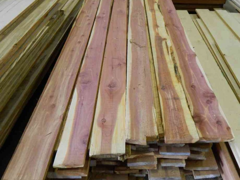 Aromatic Cedar The Wood Yard