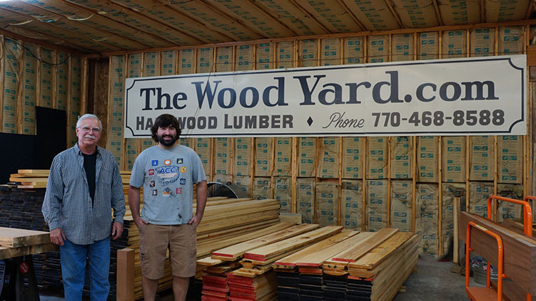 The Wood Yard Home Page